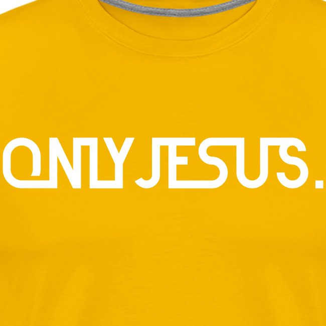 Only Jesus - Nur Jesus
