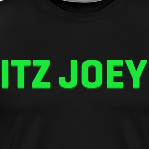 ItzJoey Logo - Mannen Premium T-shirt