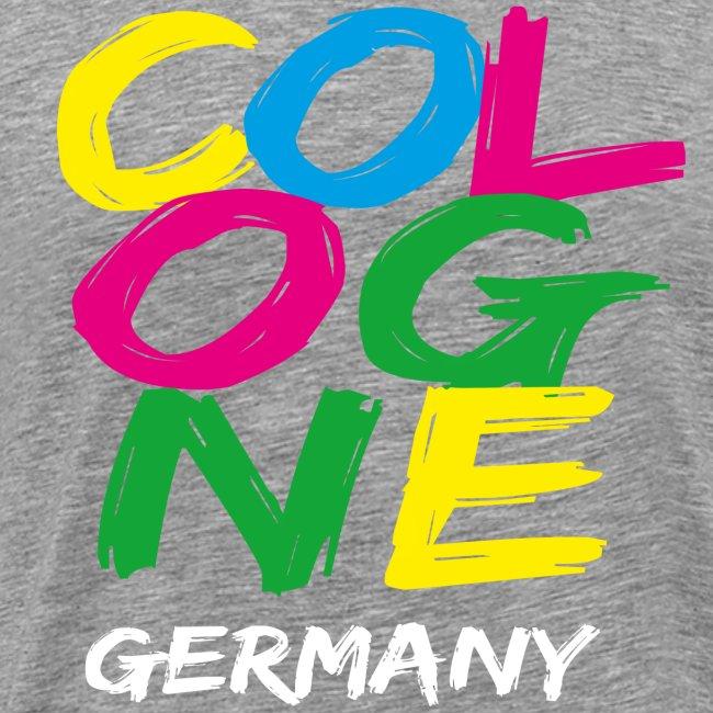 Colorful Cologne