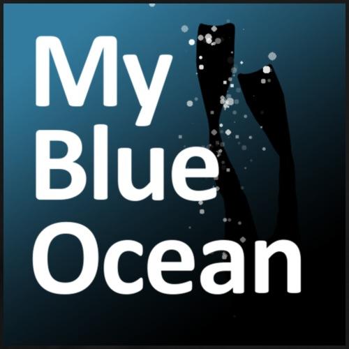 MyBlueOcean Logo - Men's Premium T-Shirt
