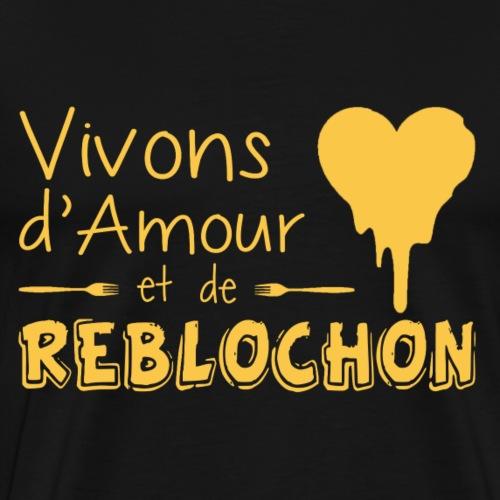 Amour & Reblochon - T-shirt Premium Homme