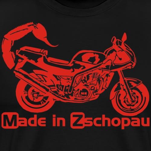 MZ Skorpion Sport - Männer Premium T-Shirt