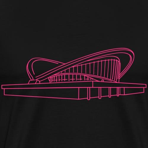 Salle des Congrès Berlin - T-shirt Premium Homme