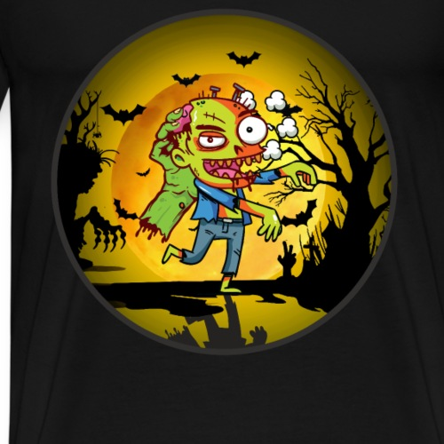 Halloweenparty - Männer Premium T-Shirt