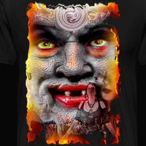 Ungeheuer - Männer Premium T-Shirt