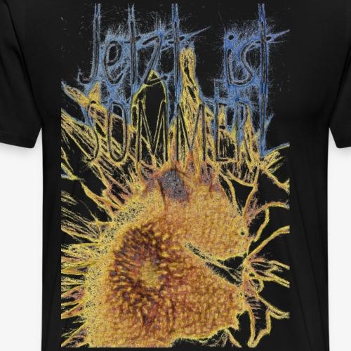 Jetzt ist Sommer - Männer Premium T-Shirt