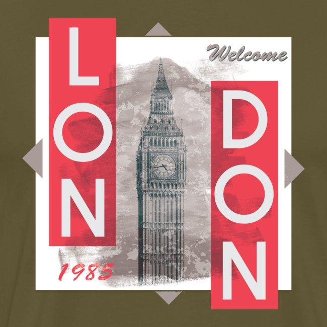 Welcome London