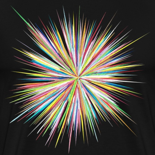 CHI Power - Männer Premium T-Shirt