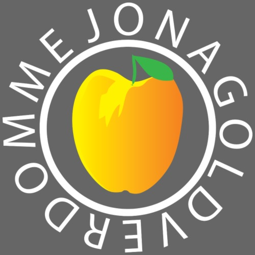 Jonagoldverdomme - Mannen Premium T-shirt