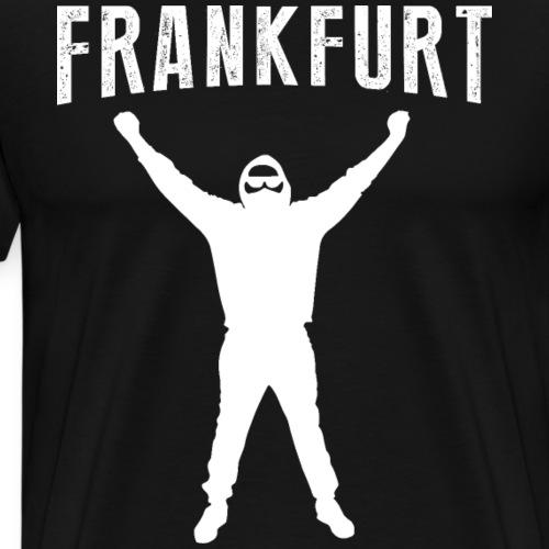 Frankfurt Kämpfen und Siegen ffm hessen eintracht - Männer Premium T-Shirt
