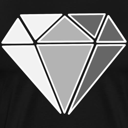 Diamant 1 - Männer Premium T-Shirt