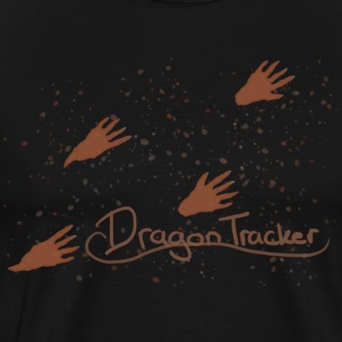 Dragon Tracker - Men's Premium T-Shirt