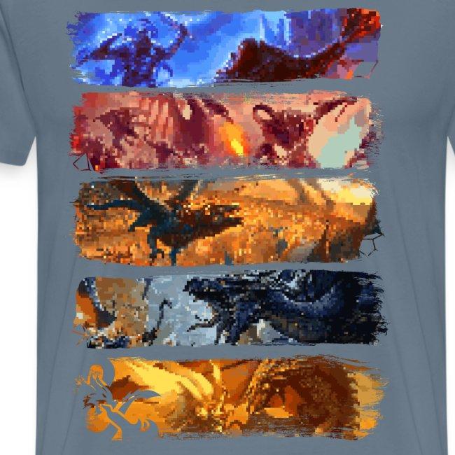 La grande bataille de pixels - Dungeons Dragons and D & D