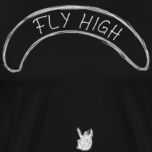 gleitschirmflieger paragliding geschenk tshirt