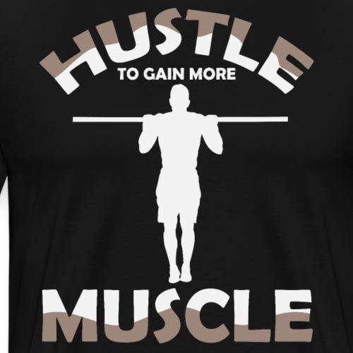 Calisthenics Trainingshirt Fitness Geschenk - Männer Premium T-Shirt