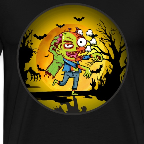 Halloweenparty - Männer Premium T-Shirt