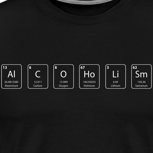 alcoholism nerd shirt