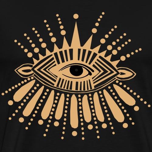 Phantasieauge - Männer Premium T-Shirt