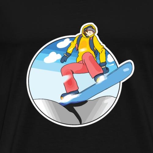 Snowboard Wintersport apres ski