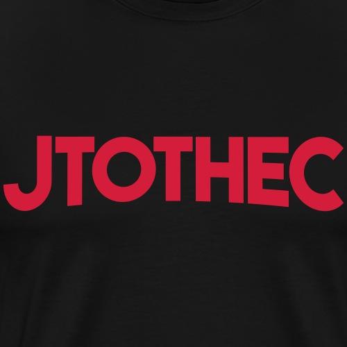 JTOTHEC - Mannen Premium T-shirt