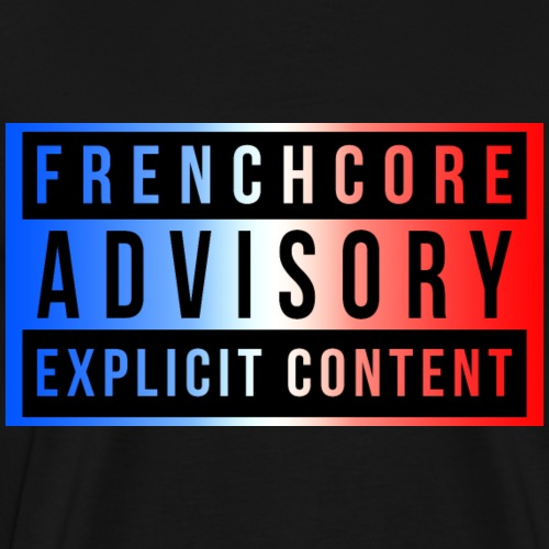 Frenchcore - Men's Premium T-Shirt