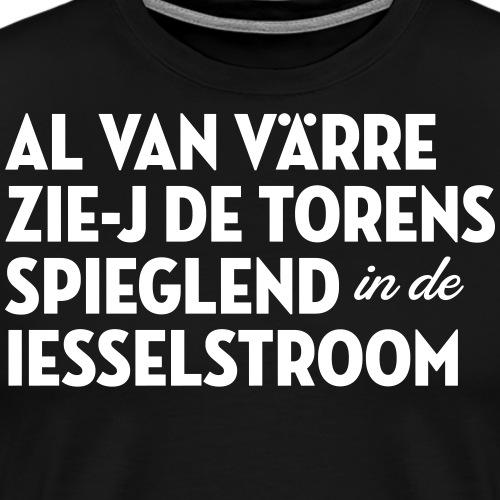Al van värre - Mannen Premium T-shirt