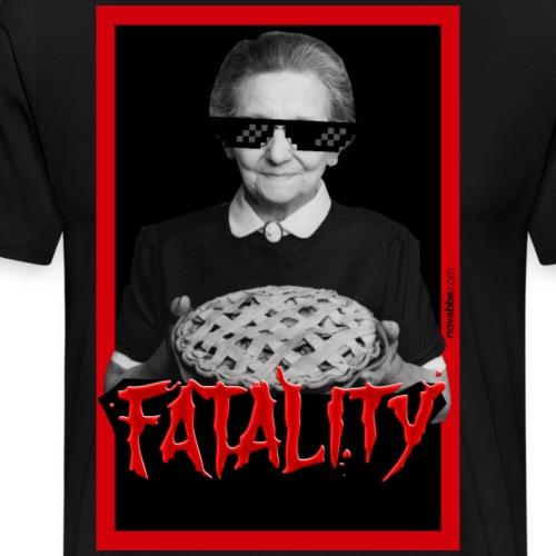 Fatality - Maglietta Premium da uomo
