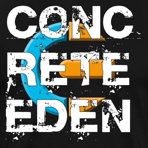 Concrete Eden CE Logo - Männer Premium T-Shirt