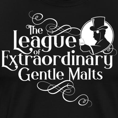 The League of_Light - Männer Premium T-Shirt