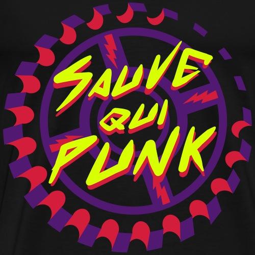 Sauve qui Punk - T-shirt Premium Homme