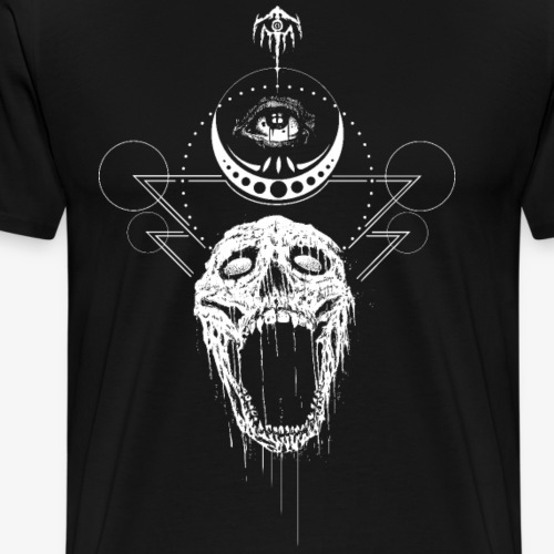 nocturn design 1 - T-shirt Premium Homme