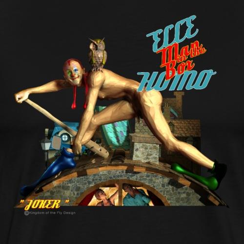 Ecce Homo 153 - JOKER - Männer Premium T-Shirt