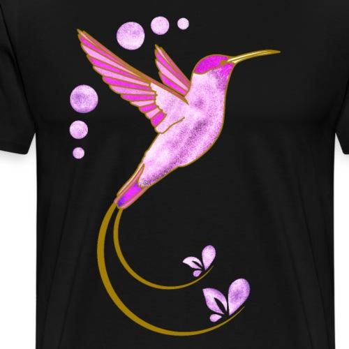 kolibri effect - Männer Premium T-Shirt