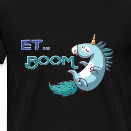 ET... BOOM - T-shirt Premium Homme