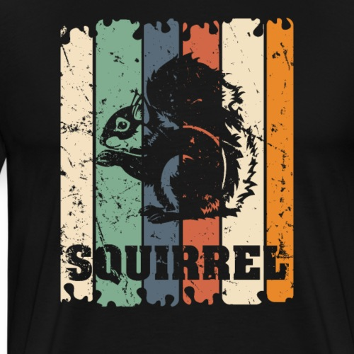 Eichhörnchen - Männer Premium T-Shirt