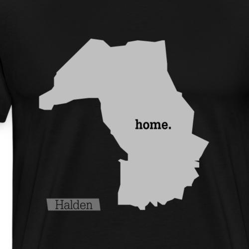 Hjemby Halden - Premium T-skjorte for menn