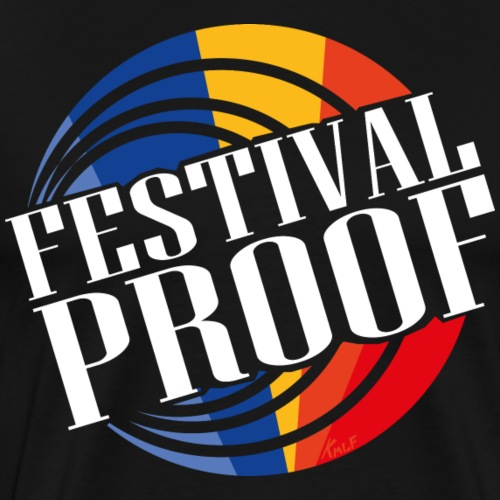 Festival Proof 3 - T-shirt Premium Homme