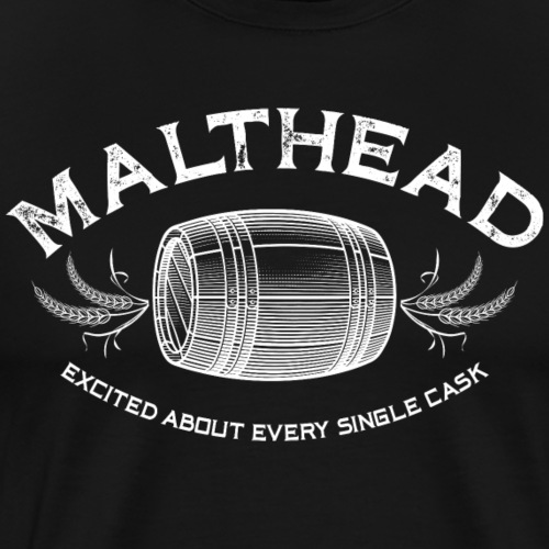Malthead 01 Light - Männer Premium T-Shirt
