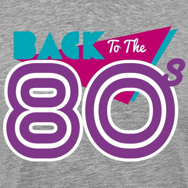 back to the 80