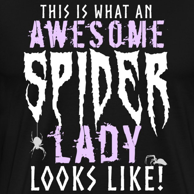 Awesome Spider Lady