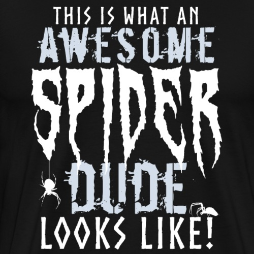 Awesome Spider Dude - Miesten premium t-paita