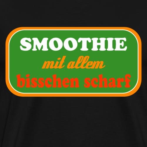Smoothie 2 - Männer Premium T-Shirt