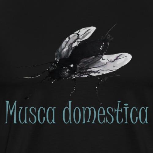 Musca domestica, eine Homage... - Männer Premium T-Shirt