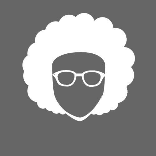 Afro Nerd - nerdy - Men's Premium T-Shirt