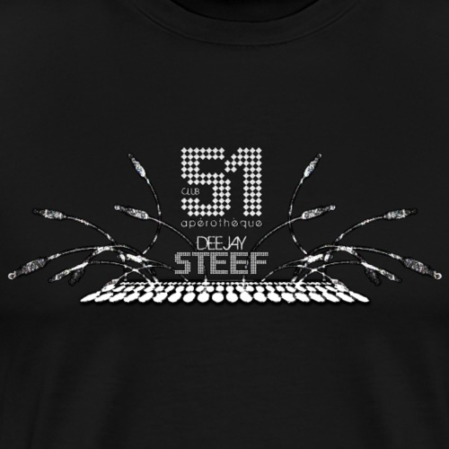 DEEJAY STEEF - T-shirt Premium Homme
