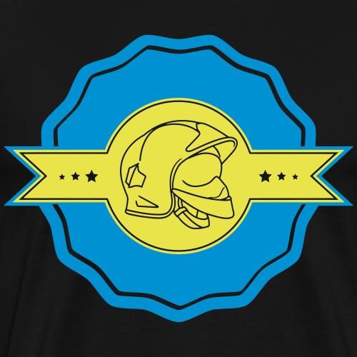 pompiers honneur - T-shirt Premium Homme