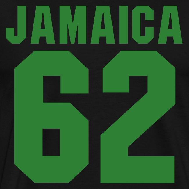 Free Jamaica 1962 - Independence - Proud Jamaicans
