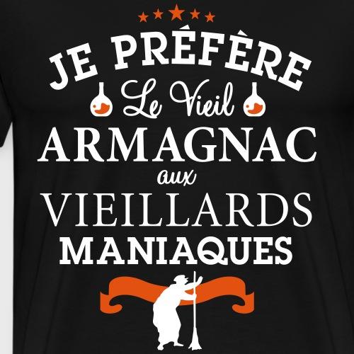 Vieil Armagnac - Humour Alcool