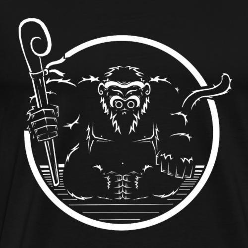 Mono - Camiseta premium hombre