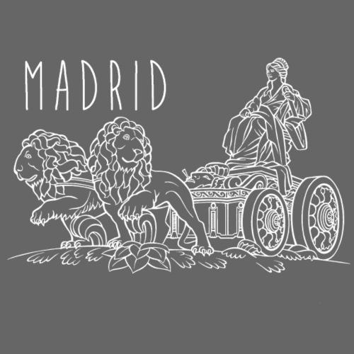 CIBELES BLANCO - Camiseta premium hombre